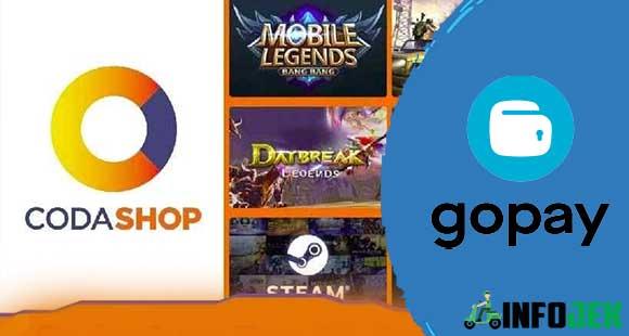 Promo GoPay Codashop