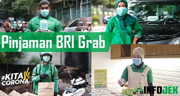Pinjaman BRI Grab