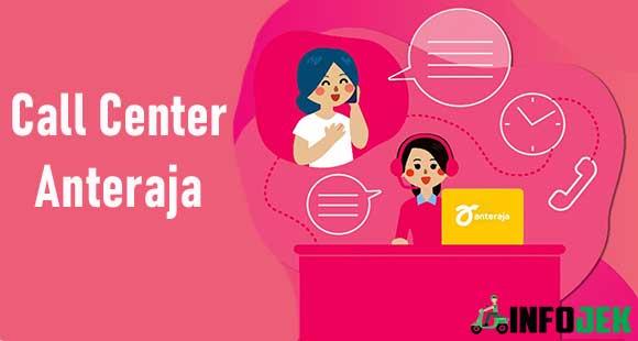 Call Center Anteraja Alamat Kantor Jam Operasional Infojek