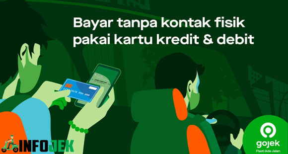 Cara Bayar Gojek Pakai Kartu Kredit