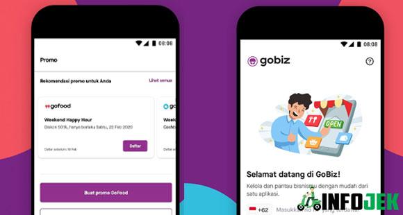 Cara Menggunakan Aplikasi GoBiz