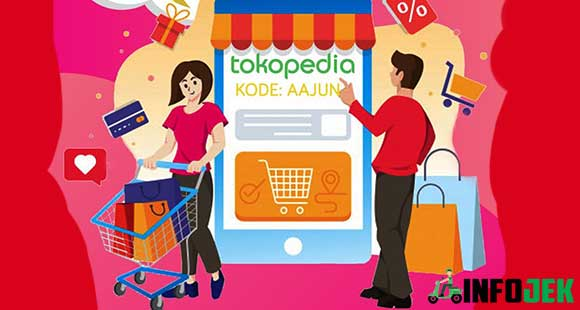 Memasukkan Kode Promo Anteraja Tokopedia