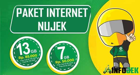 Paket Internet Nujek