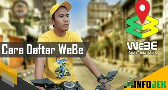 Cara Daftar WeBe