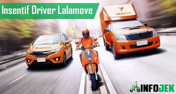 Insentif Driver Lalamove