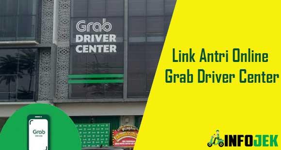Link Antri Online Grab Driver Center