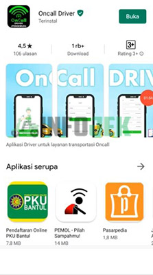 Oncall Driver