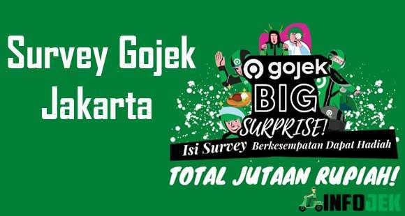 Survey Gojek Jakarta