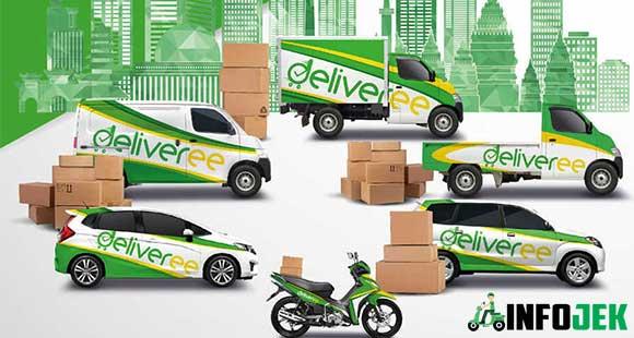 Syarat Kendaraan Deliveree