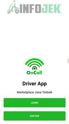 daftar Oncall Driver