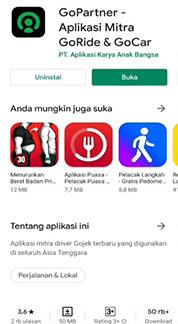 Cara Daftar GoPartner Aplikasi Terbaru