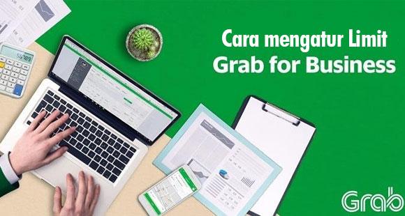 Cara Atur Limit Grab for Business Individual dan Group