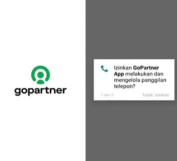 Daftar GoPartner