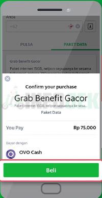 cara beli Paket Gacor Telkomsel