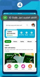 Fitur Touch ID Telah Berhasil Diaktifkan