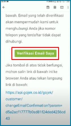 Klik Verifikasi Email Saya