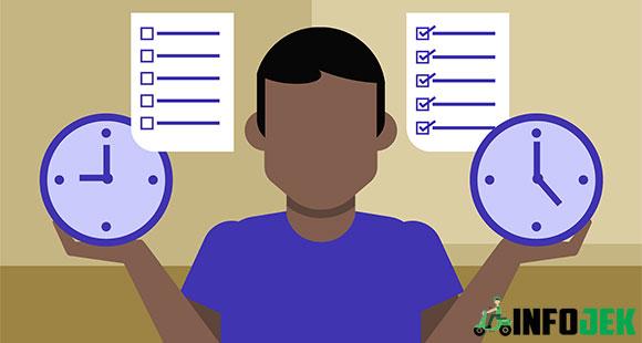 Tips Cara Mengatur Waktu Kerja Gojek yang Baik
