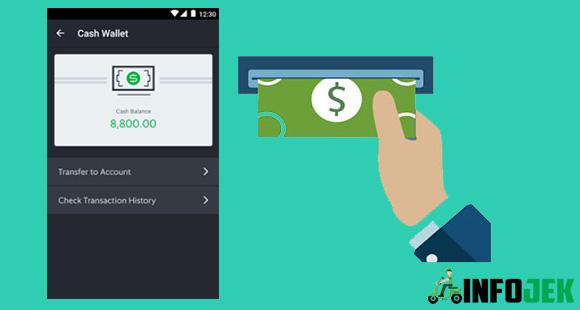 Cara Transfer Dompet Tunai Grab Ke Rekening Bank Terbaru
