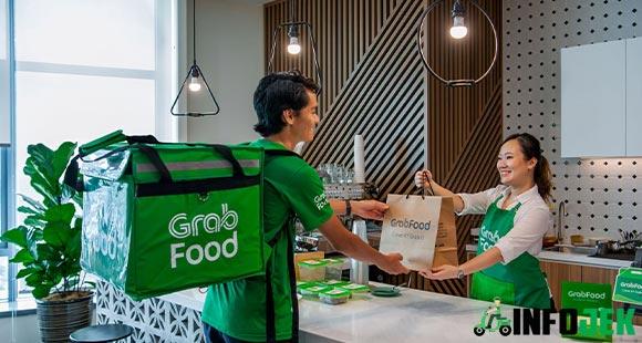Syarat Merubah Logo Banner Restoran GrabFood