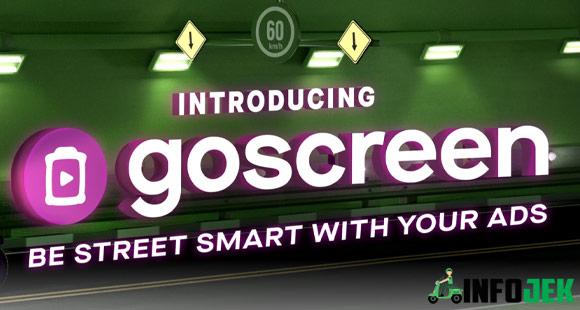 Apa Itu GoScreen Gojek dari Fitur Fungsi dan Cara Pasang serta Keuntungan