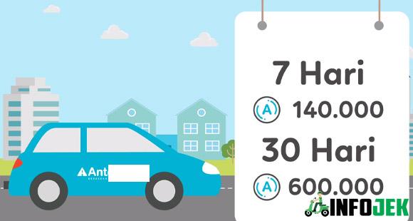 Biaya Berlangganan Paket Mobil