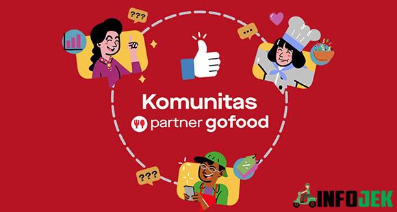 Cara Daftar Komunitas Partner GoFood dari Syarat dan Manfaat