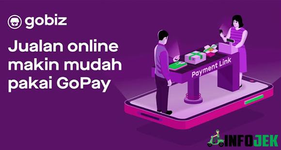 Cara Menerima Pembayaran Payment Link GoBiz