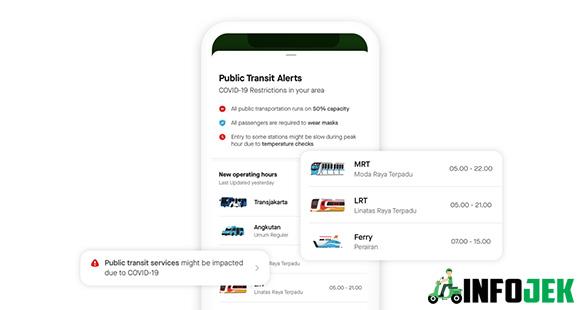 Info Protokol Angkutan Umum