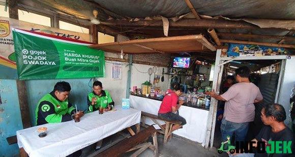 Lokasi Kantin Swadaya Gojek Indonesia