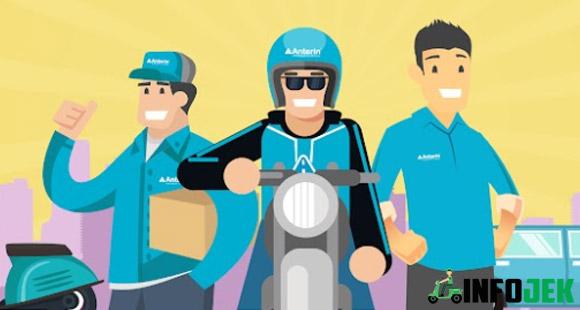 Paket Berlangganan Driver Anterin dari Biaya Cara Promo dan Keuntungan