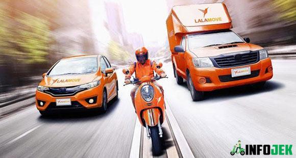 Panduan Lengkap Cara Ambil Order Lalamove Driver Motor dan Mobil
