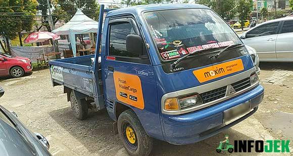 Tarif Maxim Cargo Terbaru