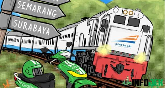 Apa Itu Grab Rail Express dari Biaya Lokasi dan Syarat