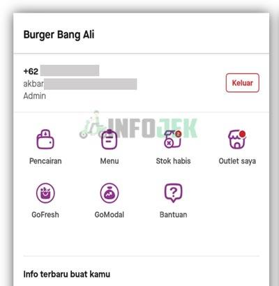 Buka Aplikasi GoBiz
