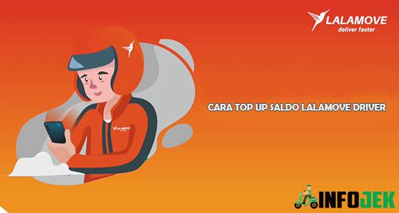 Cara Top Up Saldo Lalamove Driver Terlengkap