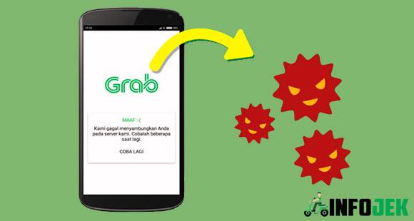 Clear Cache Data Aplikasi Grab