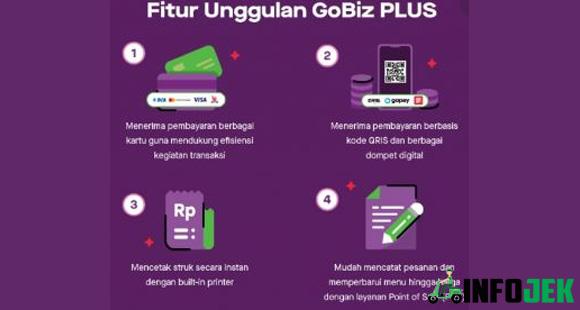 Layanan dan Fitur GoBiz Plus