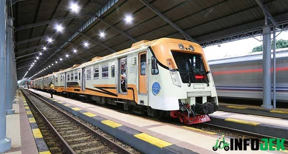 Lokasi Area Layanan Grab Rail Express