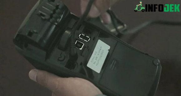 Periksa Sambungan Kabel USB