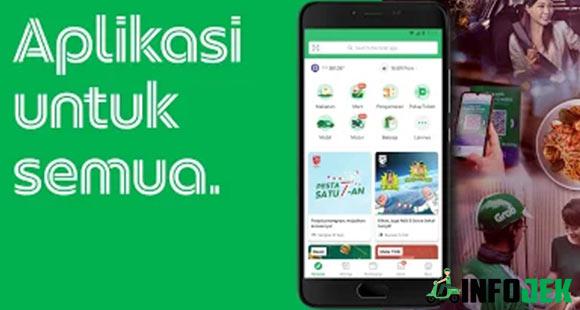 Reinstal Aplikasi Grab