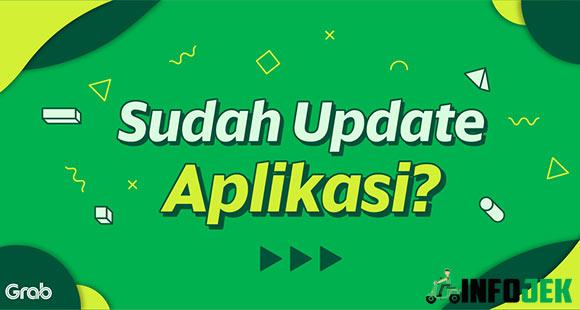 Update Aplikasi Grab