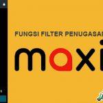 Cara Mengaktifkan dan Fungsi Filter Penugasan Otomatis Maxim
