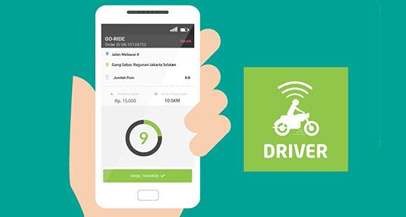 Pastikan Aplikasi Driver Gojek Paling Baru