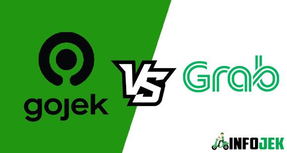 Penghasilan Gojek vs Grab