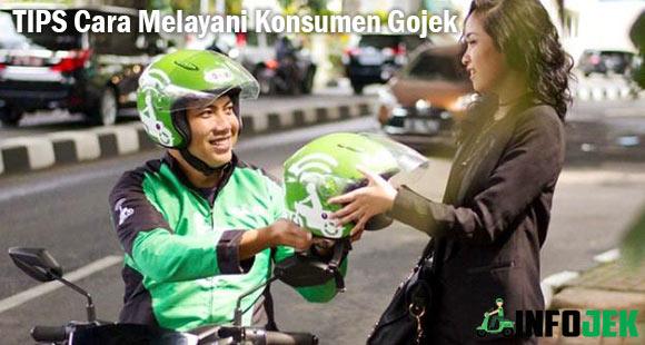 Tips Cara Melayani Konsumen Gojek Untuk Mendapatkan Bintang 5