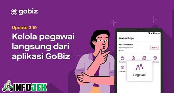 Tutorial Kelola Akun Pegawai di Aplikasi GoBiz