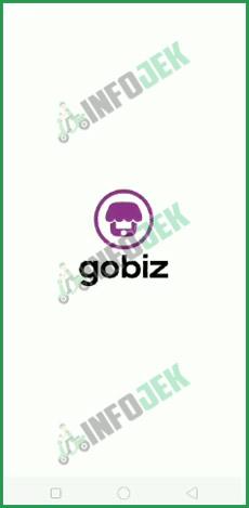 1 Masuk Aplikasi Gobiz
