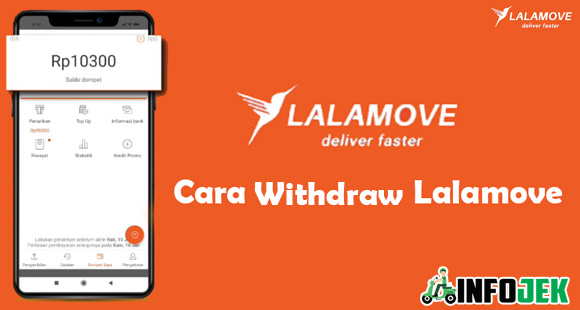 Cara Withdraw Lalamove Beserta Ketentuannya