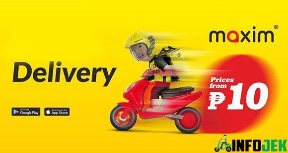 Keuntungan Mengirim Barang Lewat Maxim Delivery