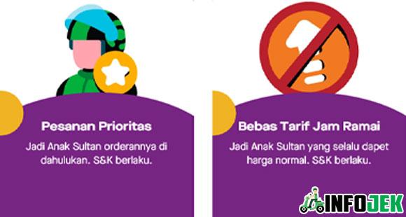 Keuntungan Program Loyalitas Pelanggan Gojek